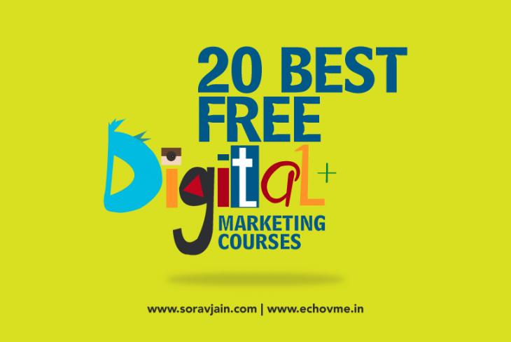 20 Best Free Digital Marketing Courses