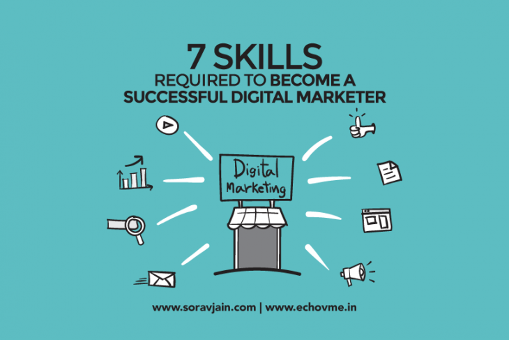 7 Skills Required to Become a Successful Digital Marketer