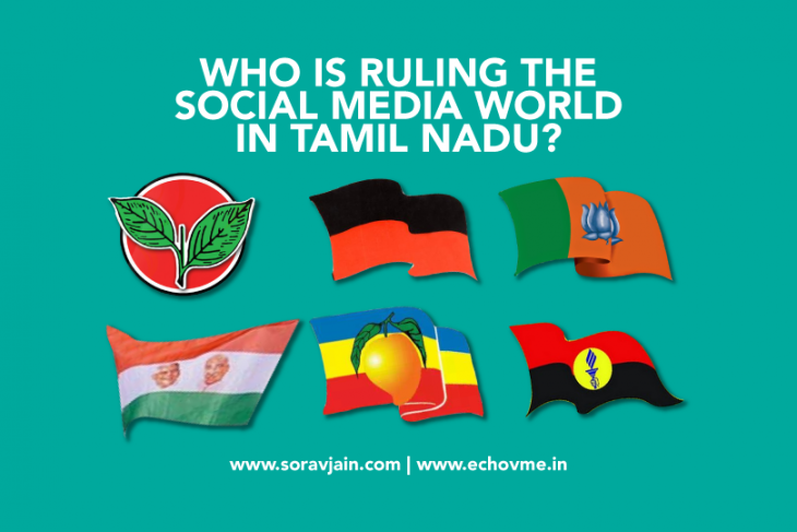 Tamil Nadu Political Scenario on Social Media for 2016 Elections [Report – Infographic]