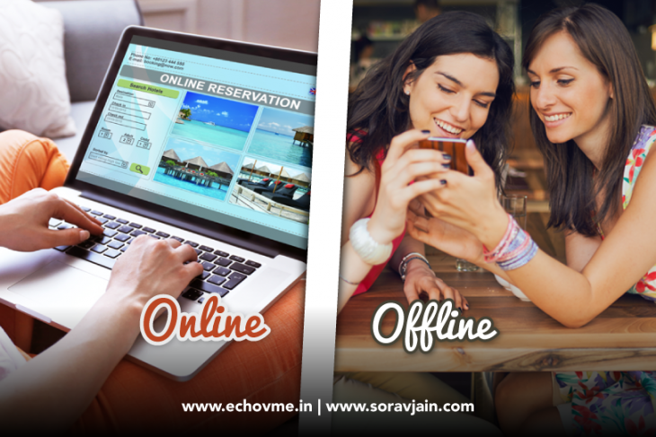 Combine the Online and Offline Reach of the Digital Content