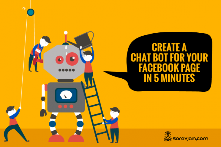 How To Create a Facebook Messenger Chat Bot Without Coding – Easiest Guide
