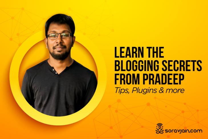An Interview with Pradeep Kumar – Founder of HellBound Bloggers (HBB)
