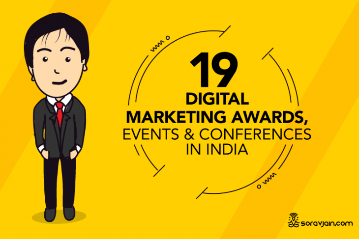 Digital Marketing Awards, Events & Conferences in India for Every Digital Marketer