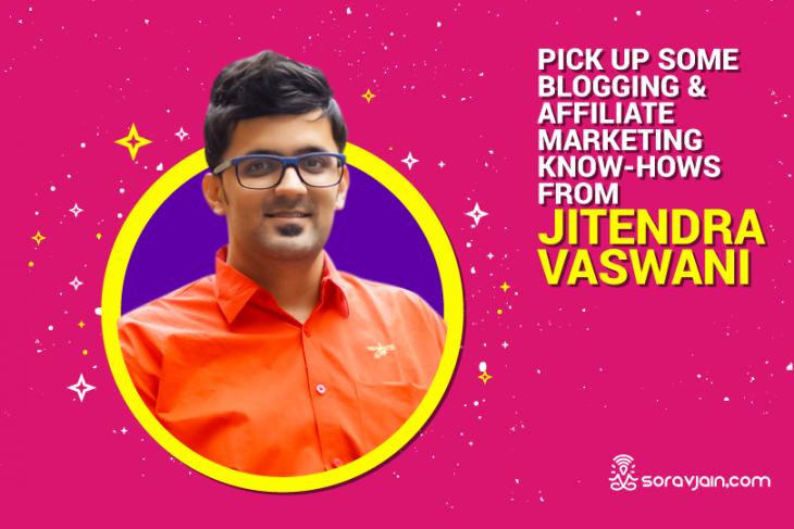 An Interview with Jitendra Vaswani – Founder of Digiexe, Bloggersideas & Schema Ninja