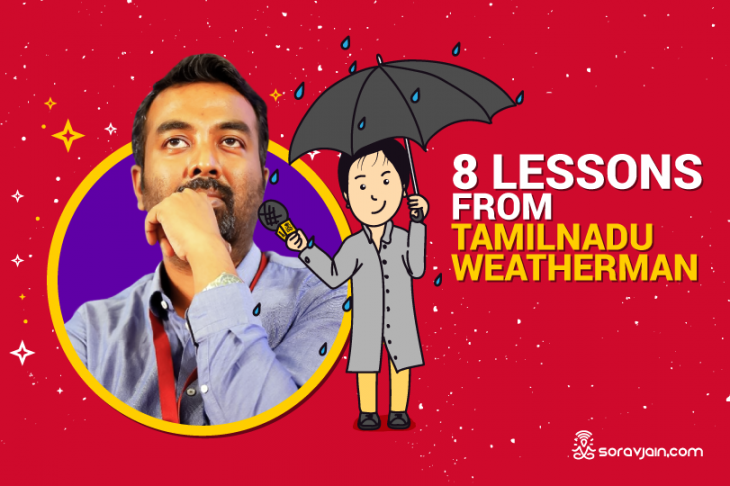 8 Social Media Marketing Lessons To Learn From Tamil Nadu Weatherman