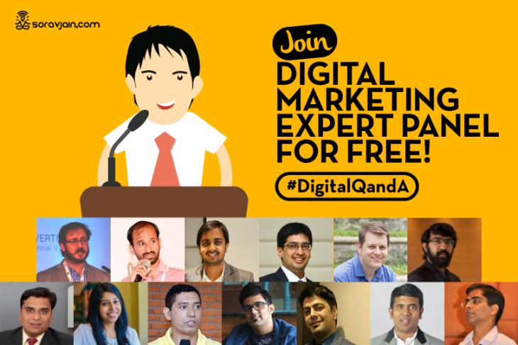 Join Indian Digital Marketing Experts Panel on Facebook [#DigitalQandA]
