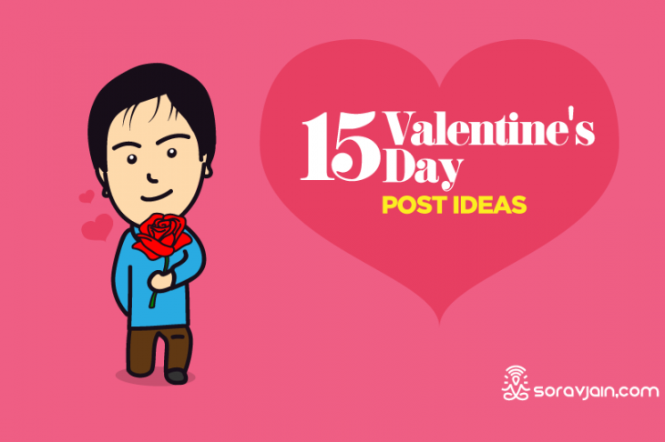 Amazing Valentine's Day Social Media Posts Ideas For 2021