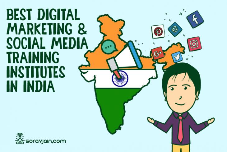 228 Best Indian Digital Marketing and Social Media Training Institutes