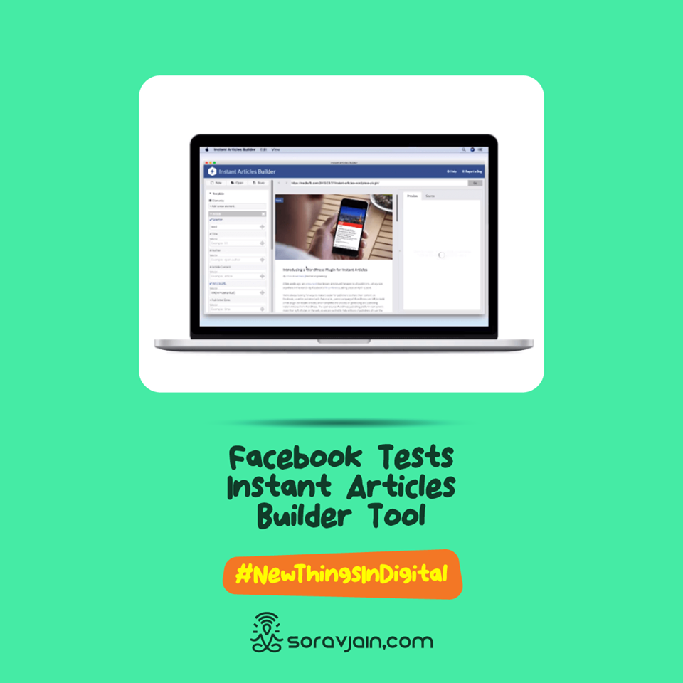 Facebook-Tests-Instant-Articles-Builder-Tool