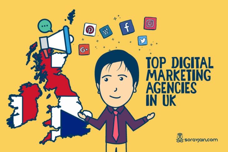 50 Best Digital Marketing Agencies in UK [Updated List]