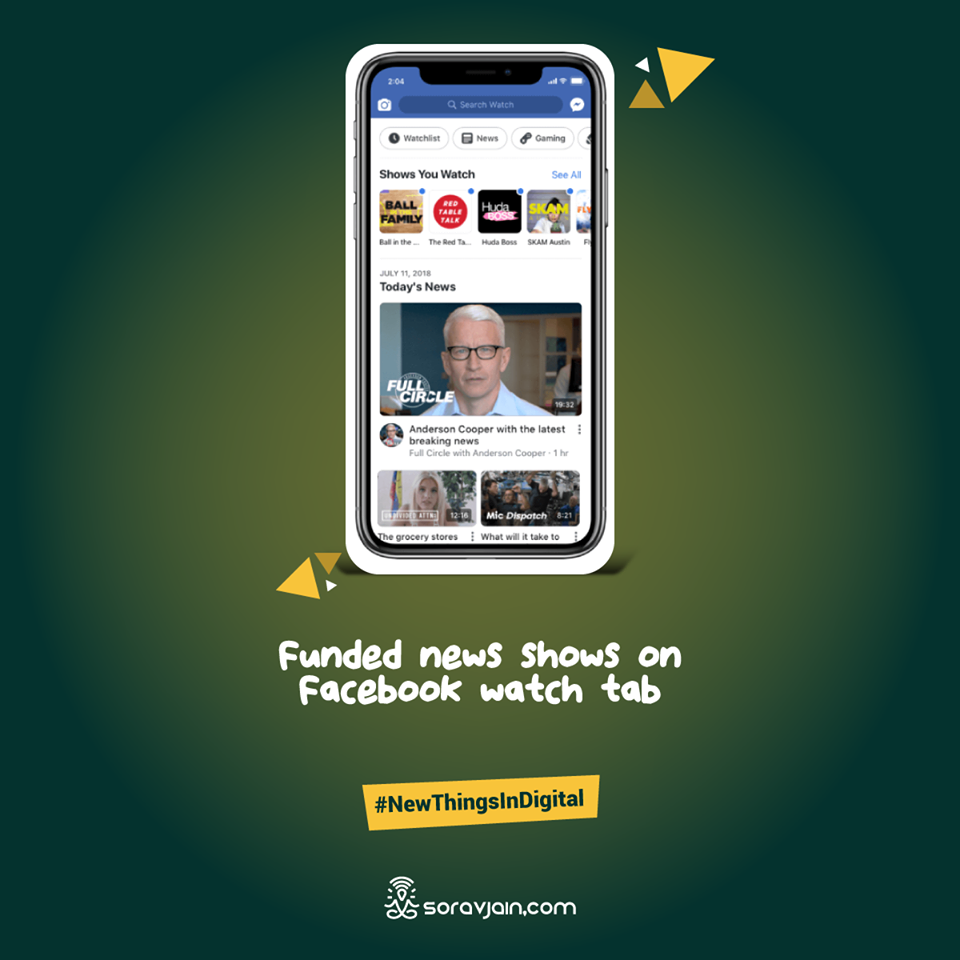 https://soravjain.com/wp-content/uploads/2018/08/Funded-News-Shows-on-Facebook-Watch-Tab.png