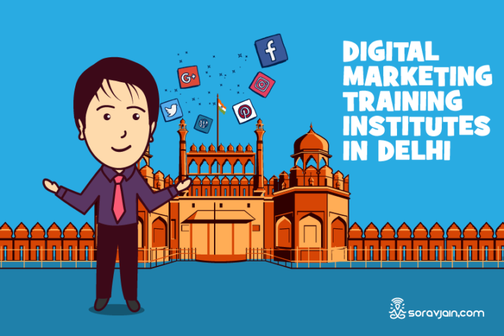 Top 22 Digital Marketing Training Institutes in Delhi