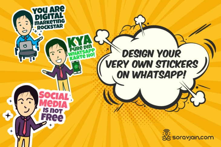 How To Create Customized Whatsapp Stickers in Just 5 Minutes! (Complete Guide)
