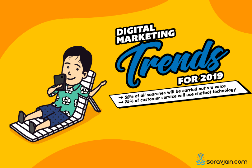 14 Digital Marketing Trends to Watch Out for in 2019