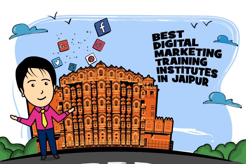 Best Digital Marketing Courses & Training Insitutes In Jaipur