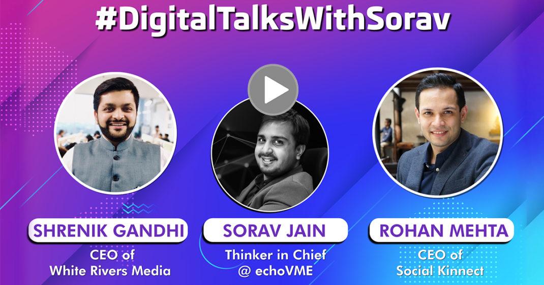 Interview With Rohan Mehta & Shrenik Gandhi on Hiring Social Media Marketer