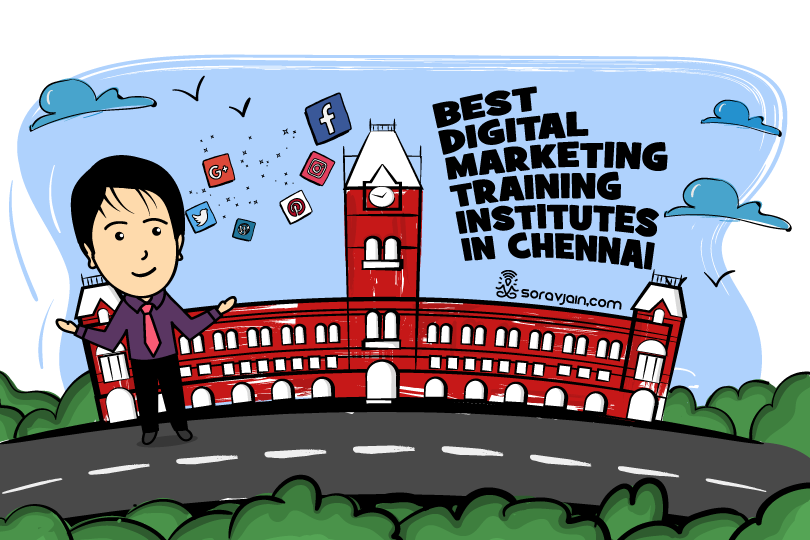 Best Digital Marketing Courses & Training Institutes in Chennai