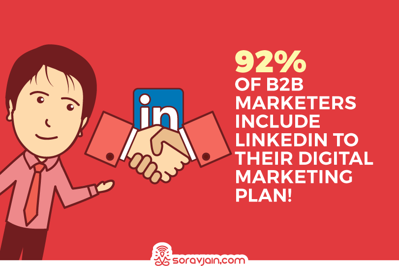 LinkedIn Stats and Facts [2019 Update with Infographic]