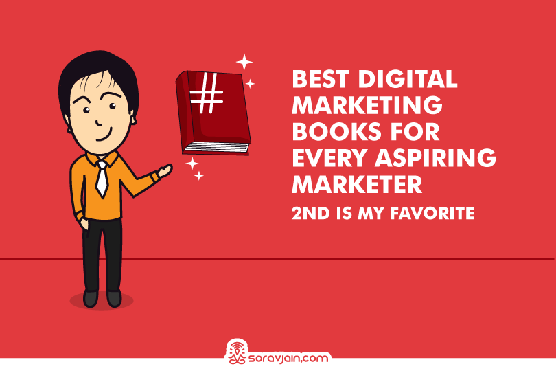 Top 16 Digital Marketing Books For Aspiring Digital Marketers