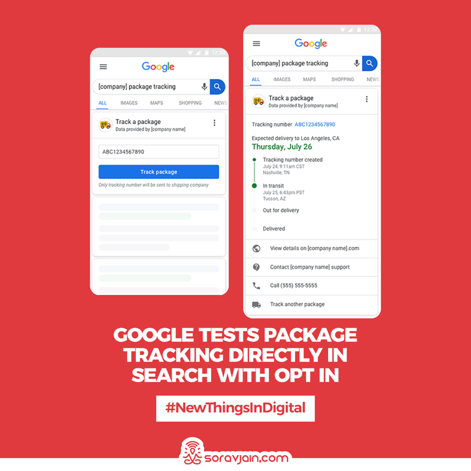 Google-Tests-Package-Tracking-Directly-In-Search