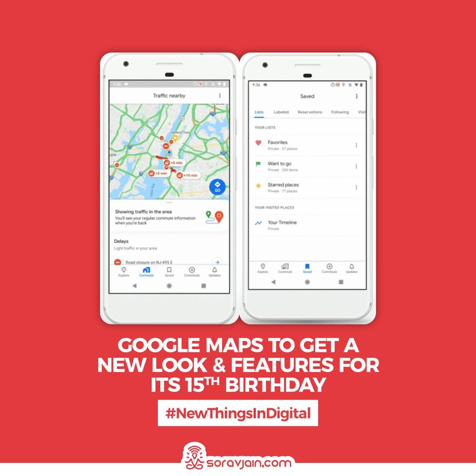Google-Maps-to-Get-a-New-Look-And-Features-For-Its-15th-Birthday