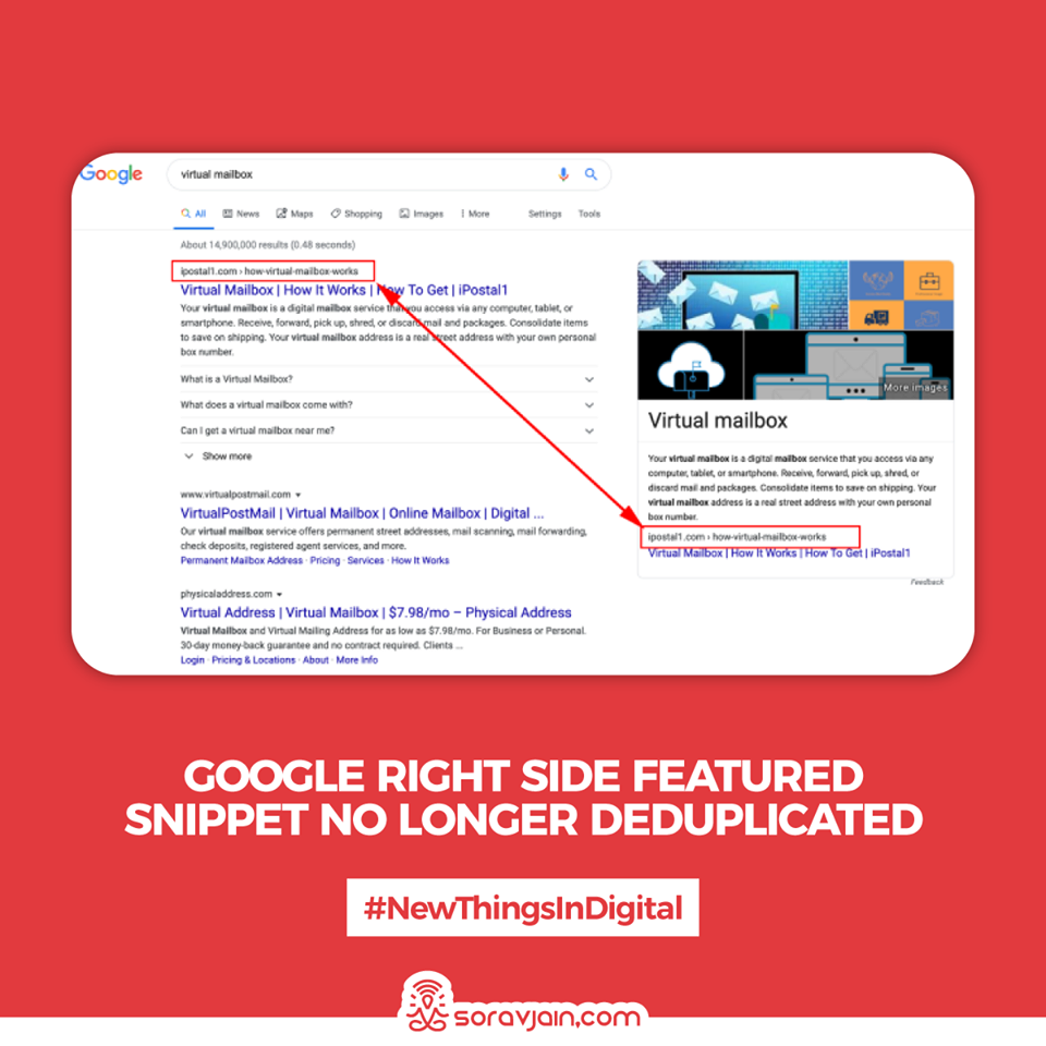 Google-Right-Side-Featured-Snippet-No-Longer-Deduplicated