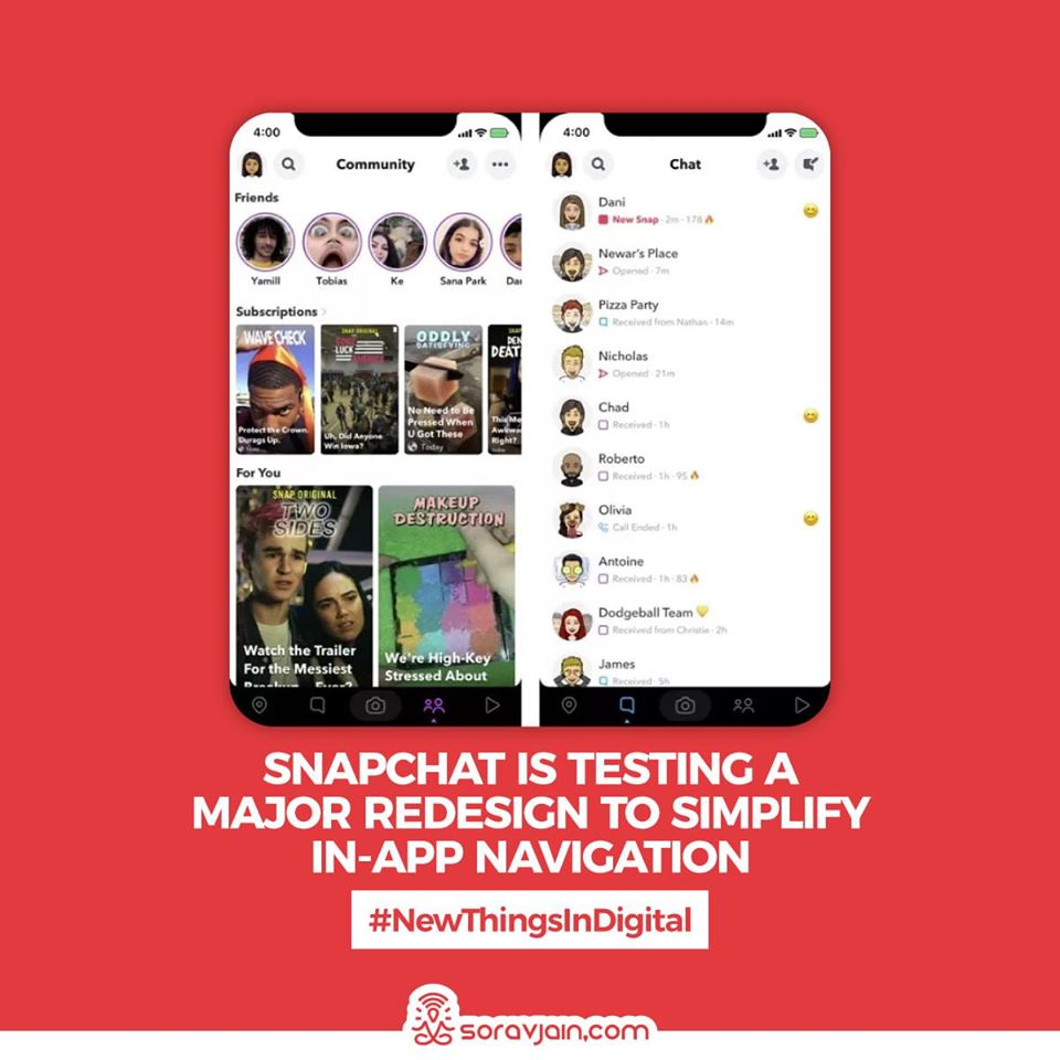 Snapchat-Is-Testing-a-Major-Redesign-to-Simplify-In-App-Navigation