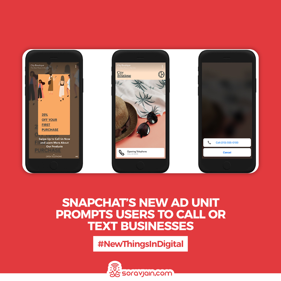 Snapchat's-New-Ad-Unit-Prompts-Users-to-Call-or-Text-Businesses