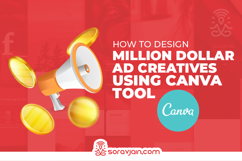 How To Design Million Dollar Ad Creatives using Canva Tool