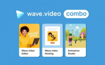 Wave.video | Exclusive Offer from AppSumo – 49$ for LIFETIME