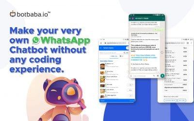 Botbaba – Whatsapp Chatbot – 69$ for Lifetime