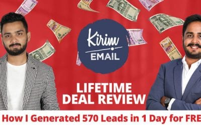 Kirim.Email – Get 10,000 Contacts at 99$