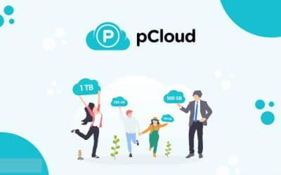 pCloud – Best Lifetime Cloud Storage – Starting from 150$
