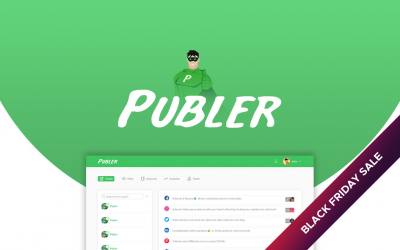 Publer | Exclusive Offer from AppSumo