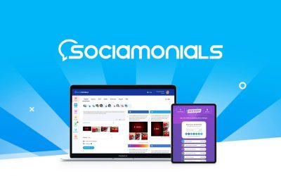 Sociamonials | Exclusive Offer from AppSumo – 69$ for LIFETIME