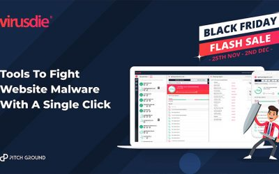 Virusdie App – Fight Website Malware With A Single Click (BLACK FRIDAY EXCLUSIVE FLASH SALE) details