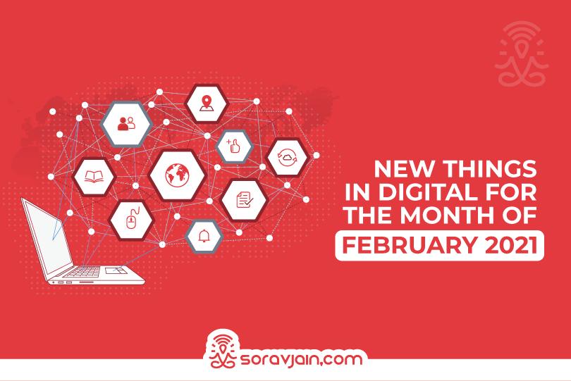 digital marketing updates