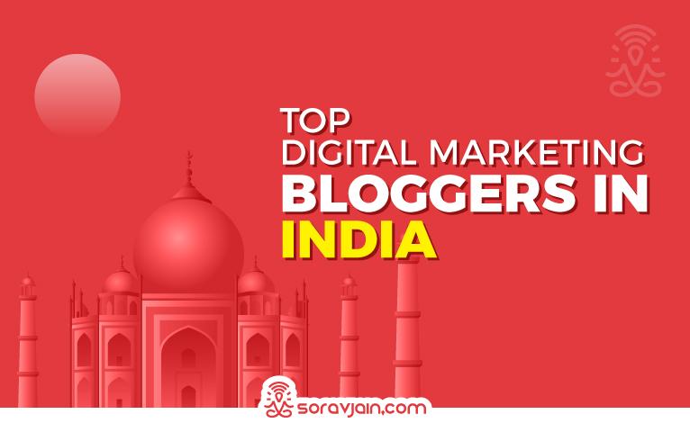 Best Digital Marketing Bloggers in India