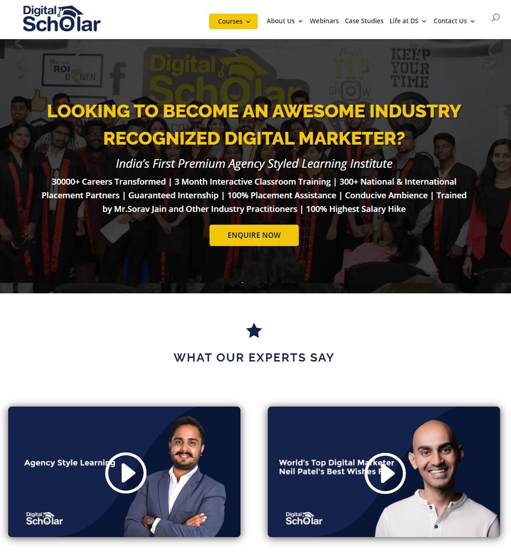 Digital Scholar - Digital Marketing Blog in India