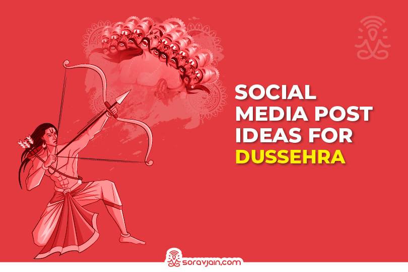 Engaging Dussehra Social Media Campaign Post Ideas for 2021