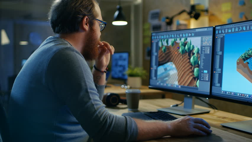 Game developers - work from home job in india