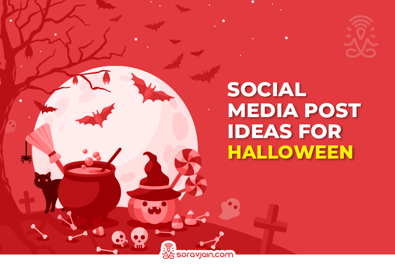 Halloween Social Media Campaign Post Ideas