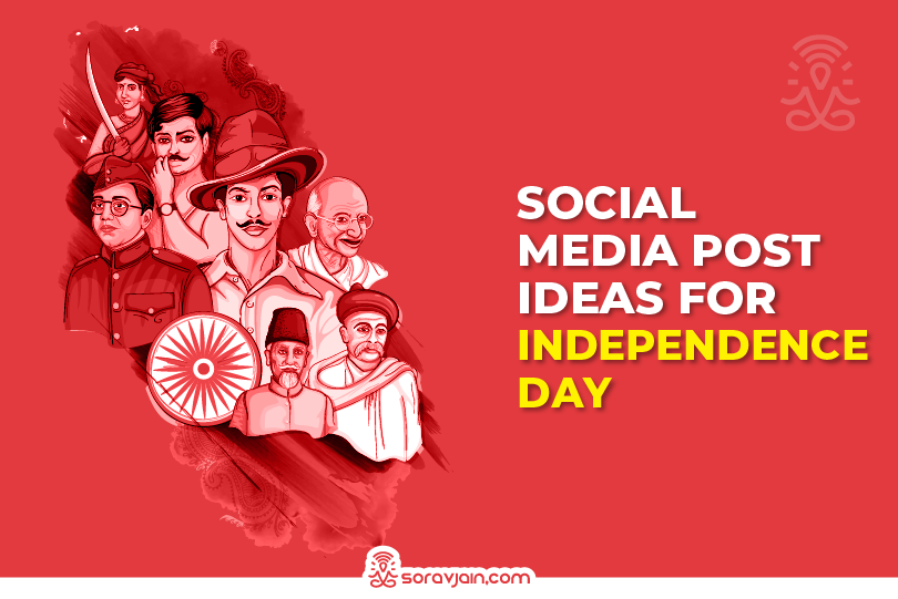 Independence day social media post ideas