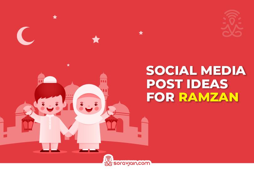 Ramadan Social Media Post Ideas