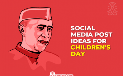 Children's Day Social Media Campaign Post Ideas for 2021