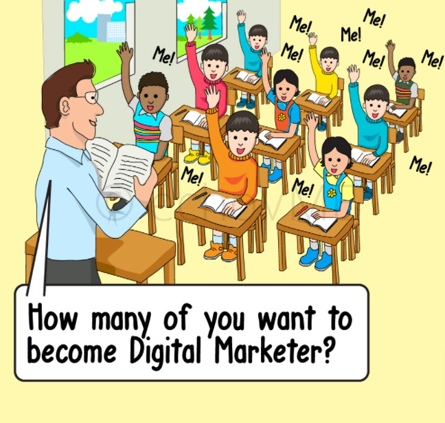 Digital Marketing Career India