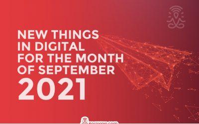 Latest Digital Marketing Updates in September 2021