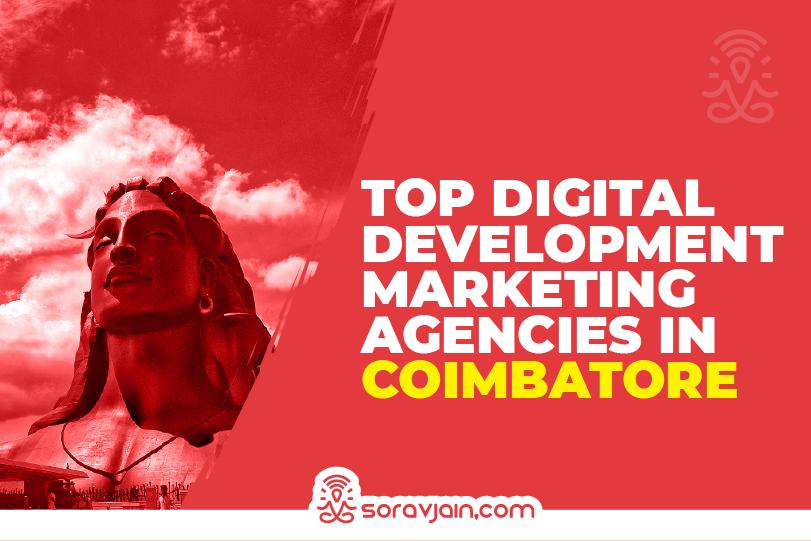 Digital Marketing Agencies in Coimbatore